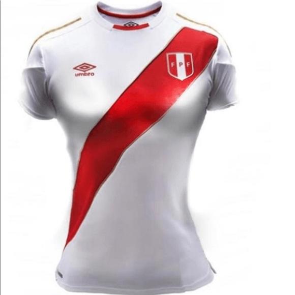 Peru Home soccer jersey for women 91d4167c0a